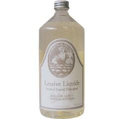 Achat en ligne Lessive liquide Fleur de coton 1L