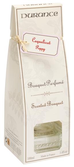 Achat en ligne Bouquet parfumé coquelicot