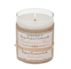 Achat en ligne Bougie parfumée pamplemousse rose 180g
