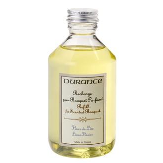 Durance - recharge bouquet parfumé fleur de lin 250ml