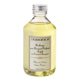 DURANCE - Recharge bouquet parfumé fleur de coton 250ml