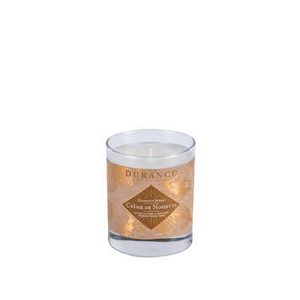 DURANCE - Bougie parf crème noisettes 180g