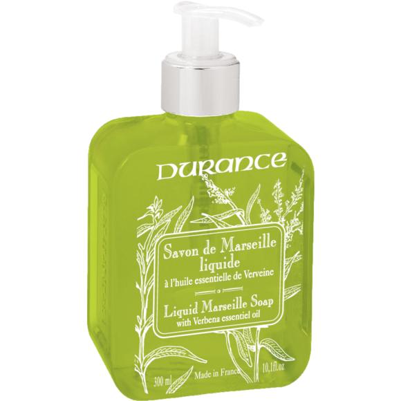 Achat en ligne Distributeur de savon de marseille liquide verveine 300ml