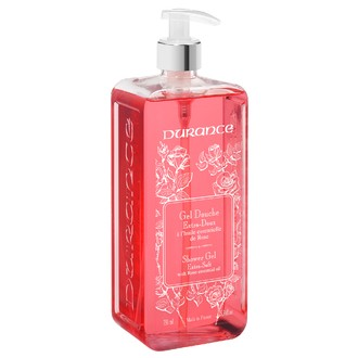 Durance - savon de marseille liquide à l'extrait de rose 750ml