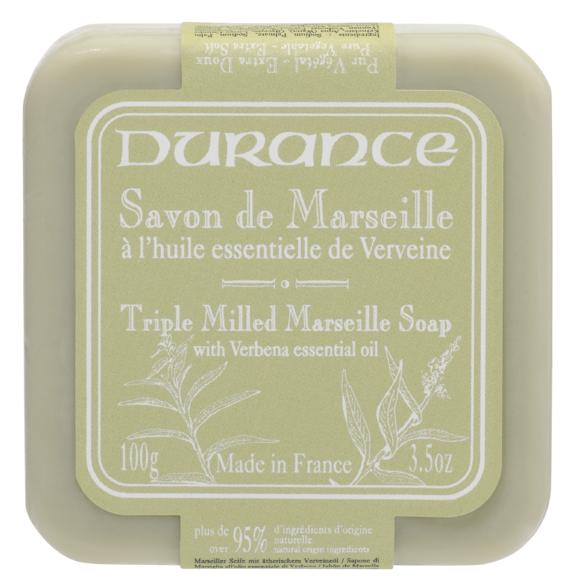 Achat en ligne Savon de marseille à l'extrait de verveine 100gr