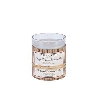 DURANCE Bougie parf café crème 180gr