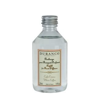 DURANCE Recharge bouquet parfumé café crème 250ml