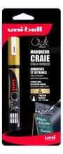 Achat en ligne Marqueur craie or pointe moyenne 1,8-2,5mm