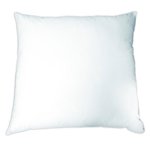 Oreiller carré confort duvet Elegance 65x65cm