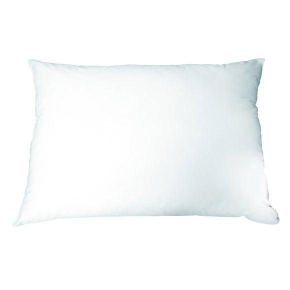 Oreiller rectangle confort duvet Élégance 47x70cm