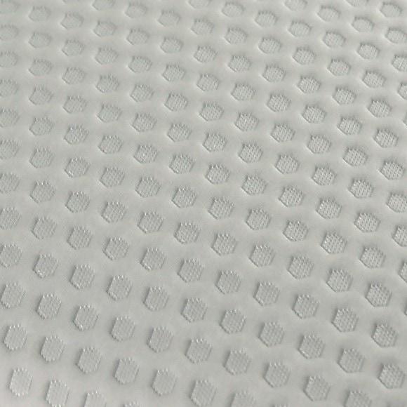 Oreiller carré à mémoire thermo Fresh 60X60cm