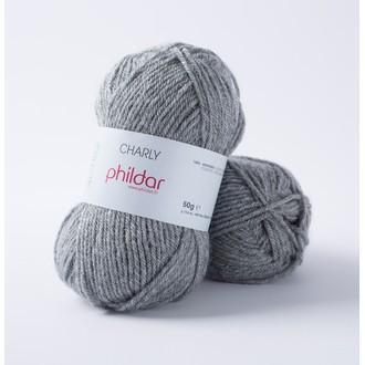 PHILDAR - Pelote de laine Charly flanelle - 50g
