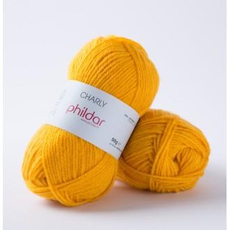 Pelote de laine charly mirabelle 50g