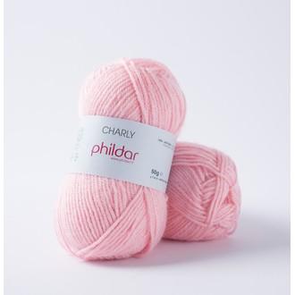 PHILDAR - Pelote de laine Charly aubépine - 50g