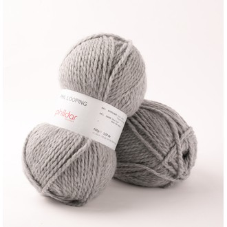 PELOTE PHIL LOOPING 100G FLANELLE