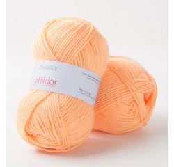 Achat en ligne Pelote de laine Charly saumon 50g