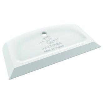 MATFER - Racloir silicone blanc 180mm