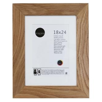 Cadre nakato inspiré en chêne naturel 18x24cm