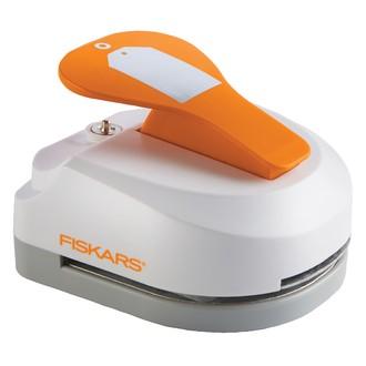 FISKARS - Preforatrice grande étiquette simple et œillet