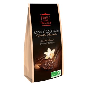 THÉS DE LA PAGODE - Rooibos gourmand bio vanille/amande 100g