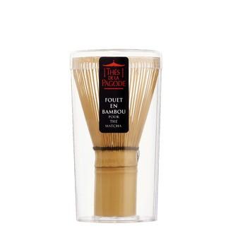 Fouet Matcha en bambou