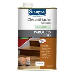 Achat en ligne Cire liquide incolore Starlon 1L