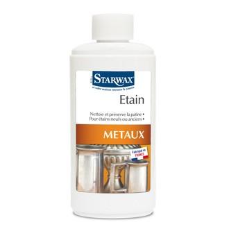 STARWAX - Nettoyant spécial étain 250ml