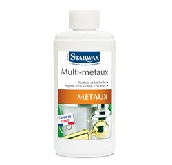 compra en línea Limpiador multimetal Starwax (250 ml)