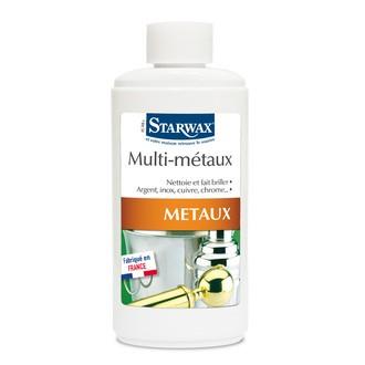 STARWAX - Nettoyant multimétaux 2250ml