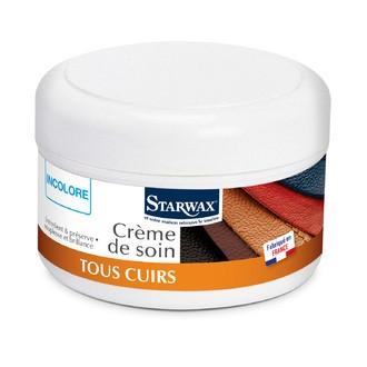 STARWAX - Crème nourissante pour le cuir 150ml