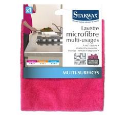 Achat en ligne Lavette microfibre multisurfaces