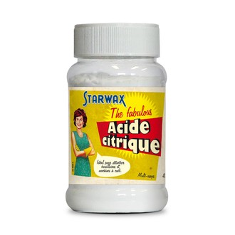 STARWAX - Acide citrique The spectacular 400g