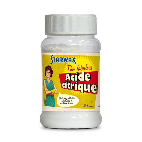 Achat en ligne Acide citrique The spectacular 400g