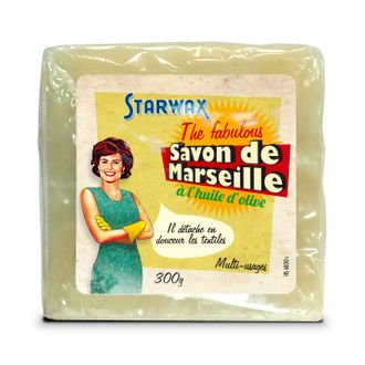 STARWAX - Savon de marseille à l'olive The fantastic 300g
