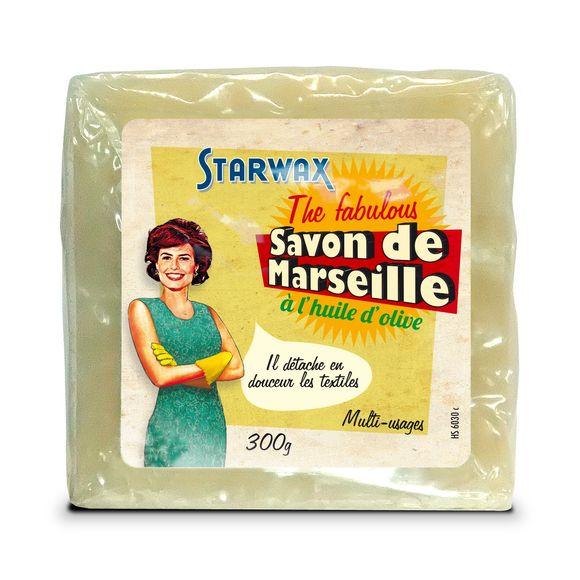 Sapone di Marsiglia all'olio d'oliva, 300g