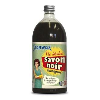 Starwax - savon noir à l'huile d'olive the fabulous 1l