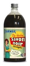 Achat en ligne Savon noir à l'huile d'olive eucalyptus The fabulous 1L