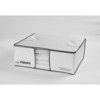 COMPACTOR - Housse de rangement pour couverture intissée blanche