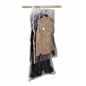 COMPACTOR - Set de 2 housses vide d'air par aspiration pour veste tailles M et L