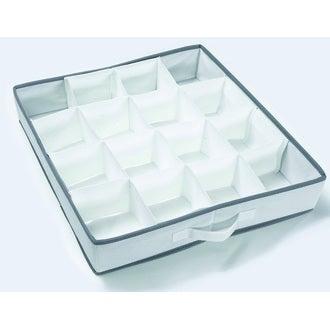 COMPACTOR - Séparateur de tiroir intissé blanc 40x40x9cm