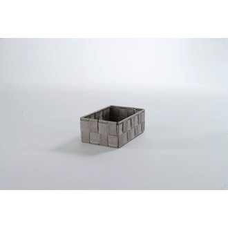 COMPACTOR - Organiseur de tiroir gris 30x12x7cm