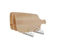 Achat en ligne Support pour planches à découper blanc 24x14x6,7cm