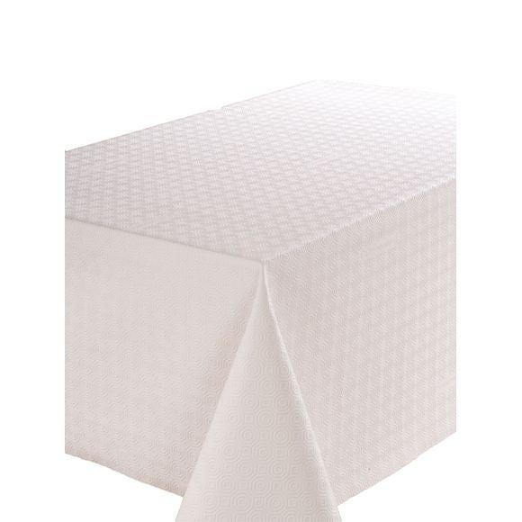 Protège table rectangulaire bulgomme en rouleau 135x220cm