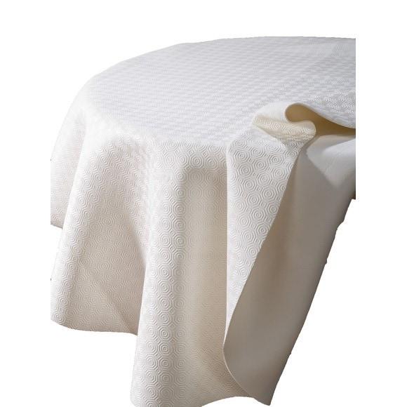Achat en ligne Protège table 135cm en bulgomme blanc en rouleau