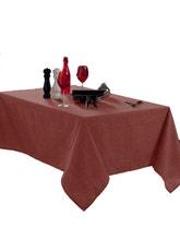 Achat en ligne Toile cirée 140x250cm cranberry en rouleau