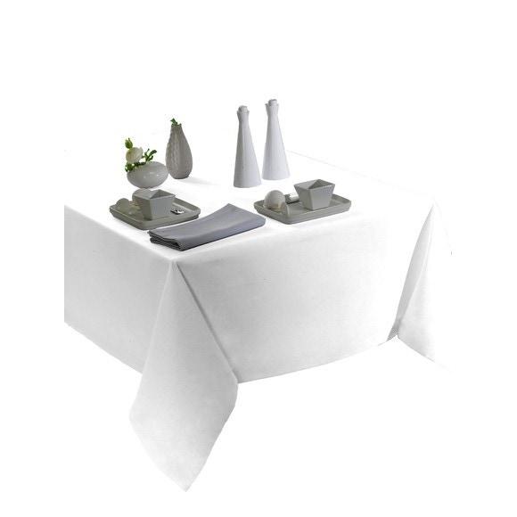 acquista online Tovaglia tonda in poliestere, bianco, Ø 180 cm