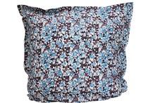 Achat en ligne Taie d'oreiller carrée en percale délicat 65X65cm