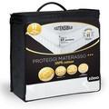 Protège matelas molleton 100% coton 140x190/200cm