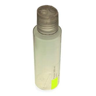 Flacon de voyage à spray transparent à clip 100ml