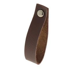 Achat en ligne Poignée/ Tirette cuir moca